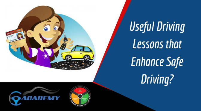 What are the Useful Driving Lessons that Enhance Safe Driving?