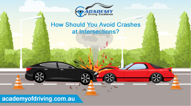 How Should You Avoid Crashes at Intersections