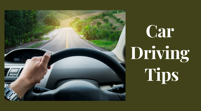 Manual Car Driving Tips That Will Help You Become a Pro Driver