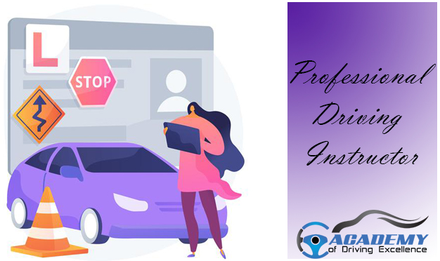 Some Tips for Focused Driving by a Professional Driving Instructor
