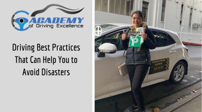 Driving Best Practices That Can Help You to Avoid Disasters